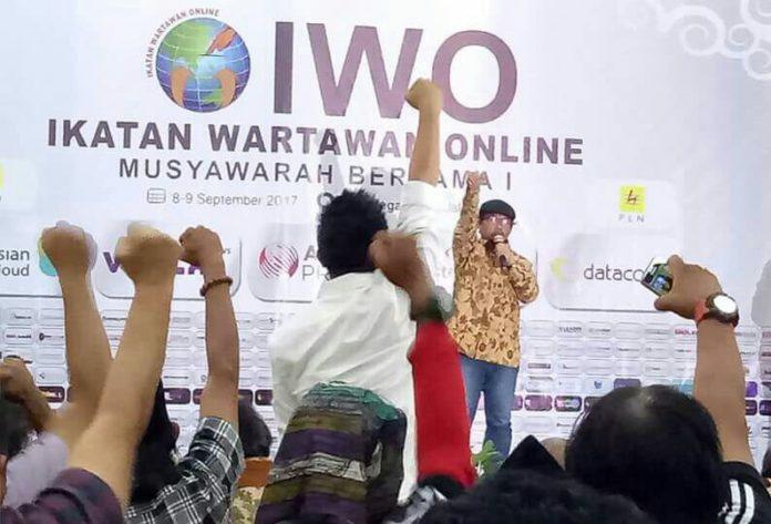 Jodhi Yudhono Ajak Para Awak Media Jadi Spirit Masyarakat Hadapi Corona