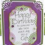 BB0437-F Happy Birthday Gift