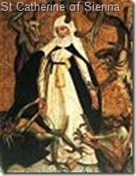 Demons St Catherine of Siena