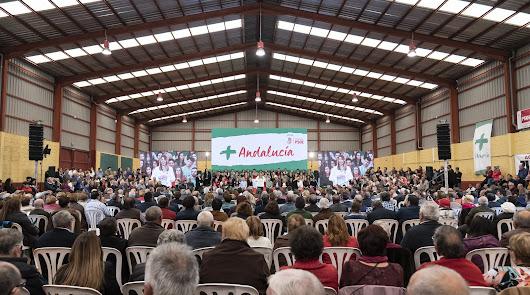 """Susana Díaz: """"Ha sido el PP el que ha castigado 7 años a Almería"""""""