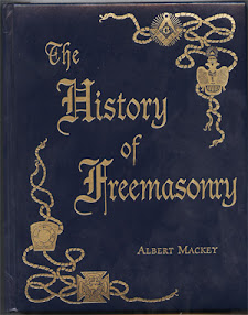 Cover of Albert Mackey's Book History of Freemasonry Vol I Prehistoric Masonry