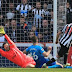 SPORTS: how Newcastle's  Matt Ritchie's strike down Wenger's men