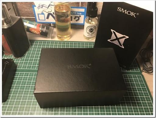 IMG 2297 thumb - 【メカメカテクニカル】SMOK X CUBE Ultra Modかっこいい~!パフボタンも独特でバイブレーションがいちいち鳴るのも新鮮!レビューするのもワクワクなメカメカテクニカル!【VAPE MOD】