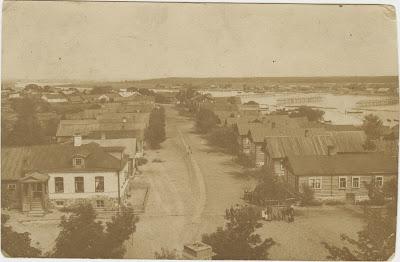 Вид Сыренца летомфото В. Цветикова1916 года(Из личного архива Малевского М.А.)