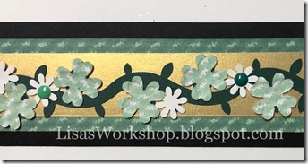 Shamrocks - St. Patrick's Day - Lisa's Workshop