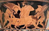 Στην ελληνική μυθολογία ο Ύπνος ήταν Δαίμονας, που αποτελούσε την προσωποποίηση του ύπνου, σύμφωνα με τον Ησίοδο στη Θεογονία ο Ύπνοςήταν δίδυμος αδελφός του Θάνατου.