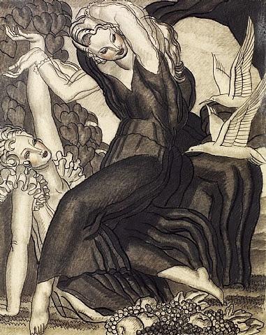 Jean Dupas - The Dance