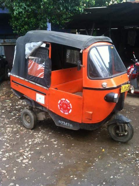 Dijual Bajaj Oranye Jakarta Mesin Sehat - JAKARTA