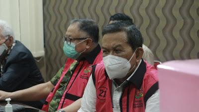 Kejagung Limpahkan Barang Bukti dan Tersangka Kasus Asabri ke JPU
