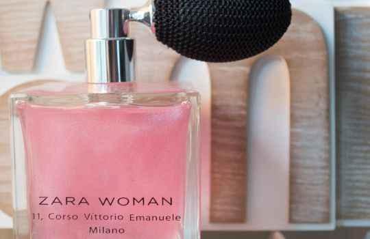 perfume como idea de regalo