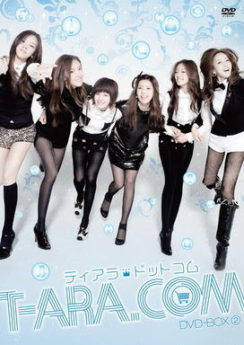 [TV-SHOW] T-ARA.COM ティアラドットコム DVD-BOX2 (2012/03/09)