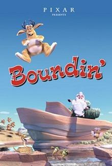 Boundin' - L'Agnello Rimbalzello poster