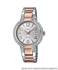 Casio Sheen : SHE-3034SG