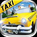 Thug Taxi Driver 3D icon