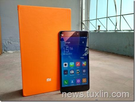 Unboxing Xiaomi Mi 4c