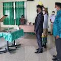Kakan Kemenag Kabupaten Sidrap Melantik Penyelenggara Agama Hindu