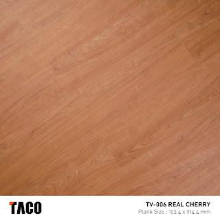 Vinyl Taco TV-006 Real Cherry