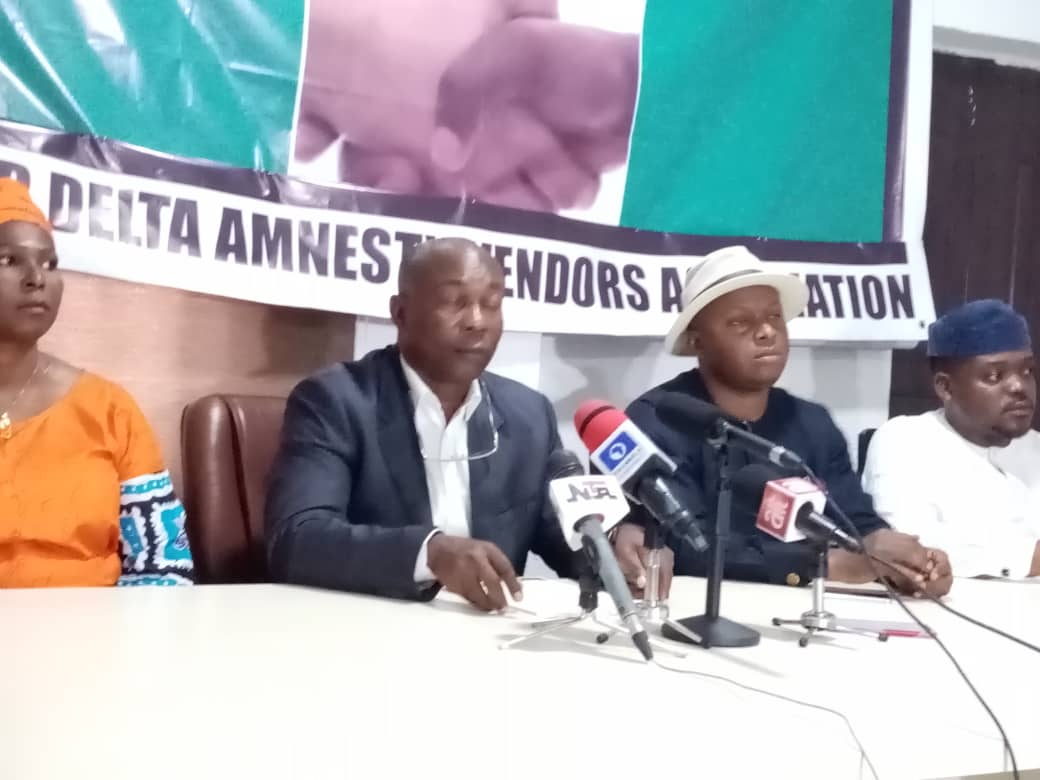 NIGER DELTA AMNESTY VENDORS ASSOCIATION CALLS FOR IMMEDIATE SACK OF THE BOSS