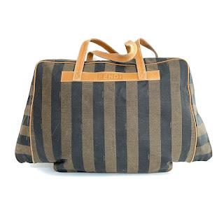 Vintage Fendi Weekender Bag