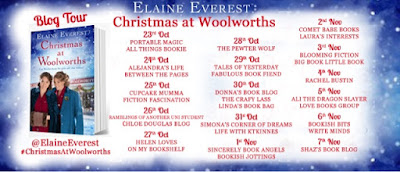 Guest Post - Christmas at Woolworths by Elaine Everest