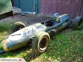 Abandoned Racer