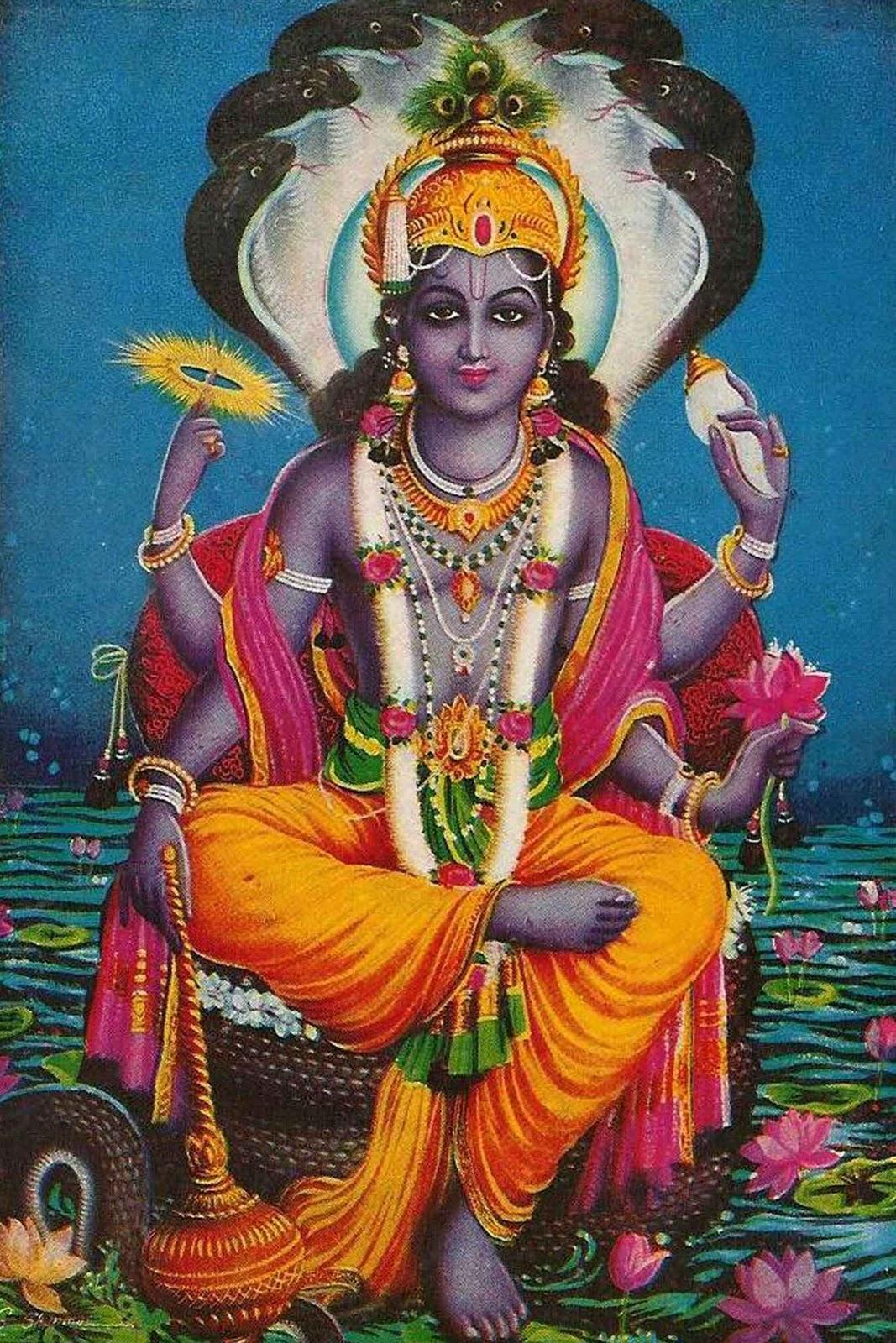 Sri Vishnu Sahasranamam Slokha For Mrigashira Nakshatra 2nd Pada