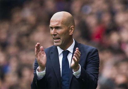 BREAKING NEWS: French federation president tips Zidane for future France job