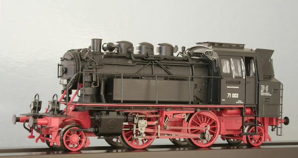 Modeli parnih lokomotiva DRG L131173-Lv