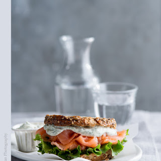 Smoked Salmon Panini Recipes.