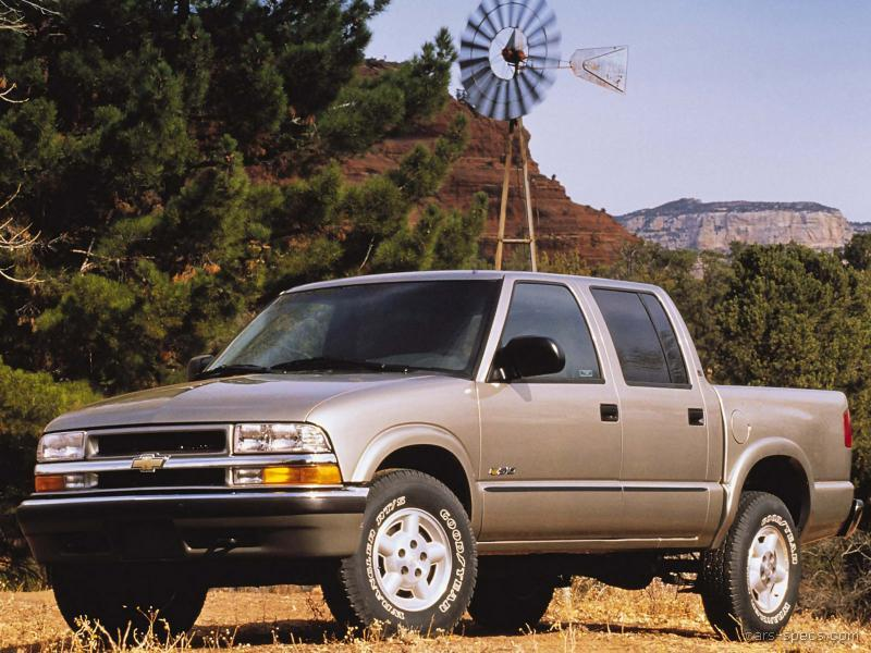 2002 chevrolet s 10 crew cab specifications pictures prices. Black Bedroom Furniture Sets. Home Design Ideas