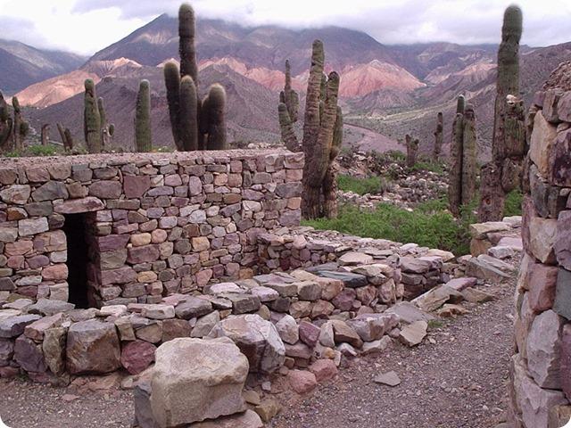 Quebrada-de-Humahuaca--Pucará_de_Tilcara