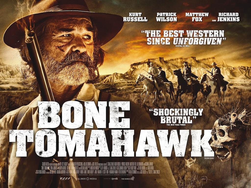 Τσεκούρι από κόκκαλο (Bone Tomahawk) Wallpaper