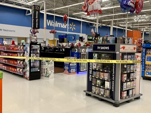 Shots fired inside Trussville AL Walmart; suspect detained