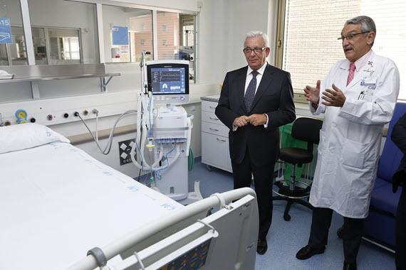 80 obras de renovación y mejora en 27 hospitales durante el verano