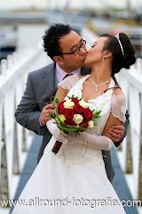 Bruidsreportage (Trouwfotograaf) - Foto van bruidspaar - 208