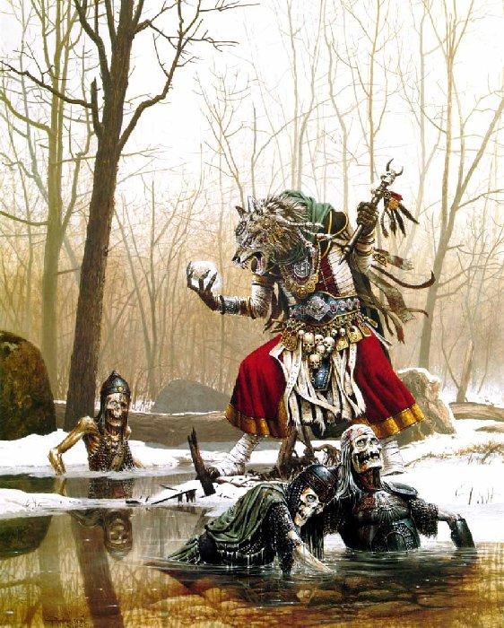 Silent Crasher, Magick Warriors 3
