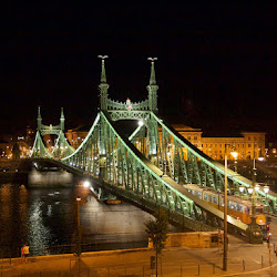 Budapest: Night Lights