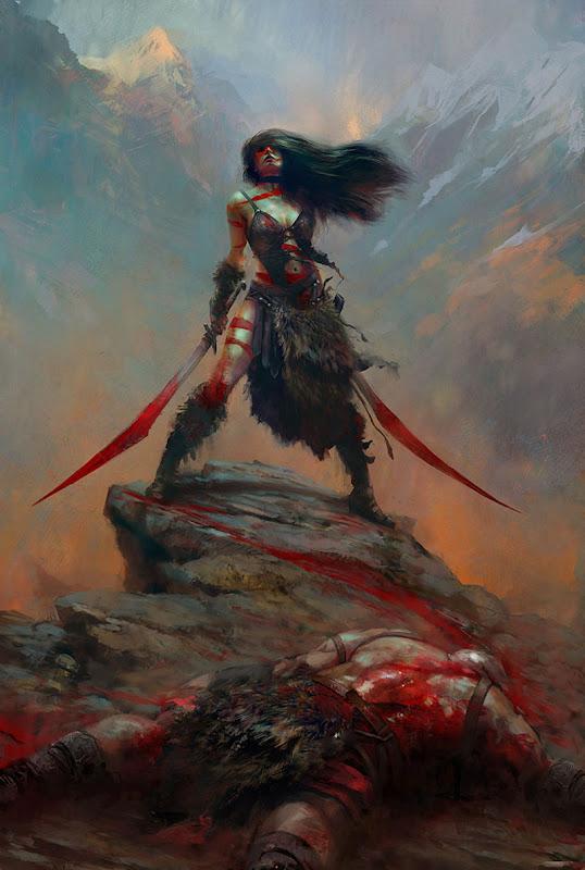 Bloody Samurai, Bloody