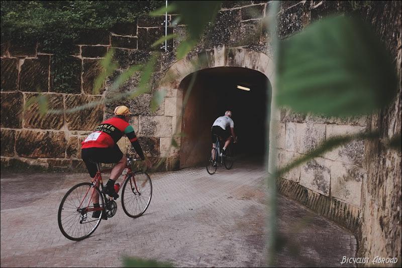 entering caves eroica