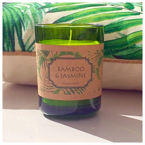 Primark Penneys Homeware Bamboo and Jasmine Scented Candle