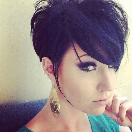 Creative ideas for short hairstyles for 2018 3