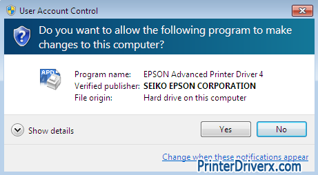 Epson Stylus T11 printer issue