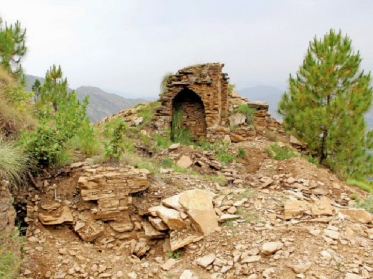 Heritage: Police arrest six men for illegal excavation in Swat