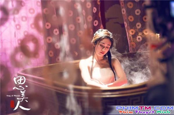 """Bạn gái Trương Hàn quyết tâm """"nổi loạn"""", thay đổi hình tượng trong phim mới - Ảnh 5."""