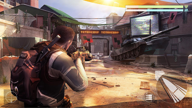 Cover Fire: Shooting Games PRO Screenshot 7