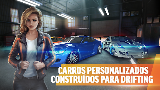 Drift Max – Car Drifting Game Apk Mod! Apk Mod (Dinheiro Infinito) 10