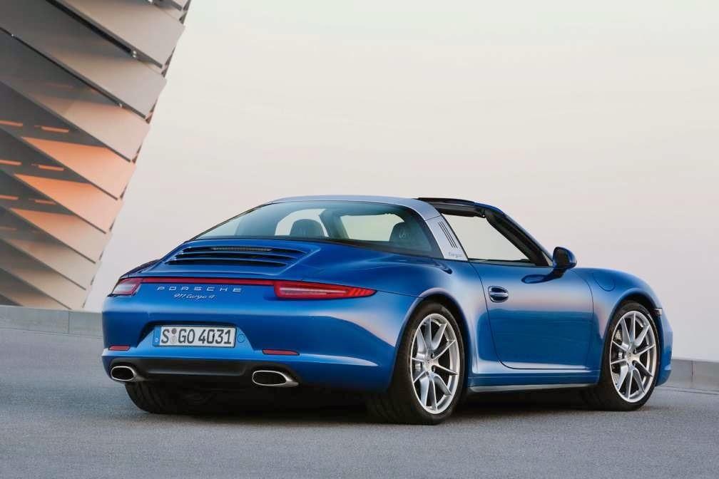 2014 Porsche 911 Targa 4 21