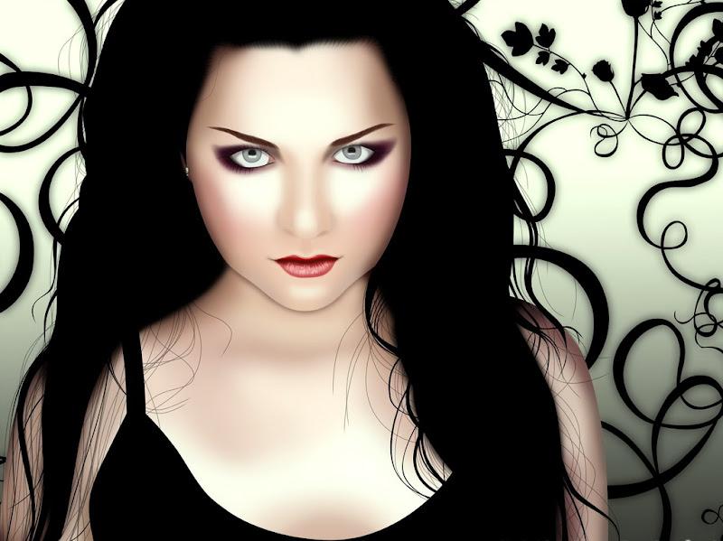 Goth Fantasy Girl, Gothic Girls