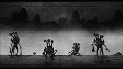 les singes d'eau