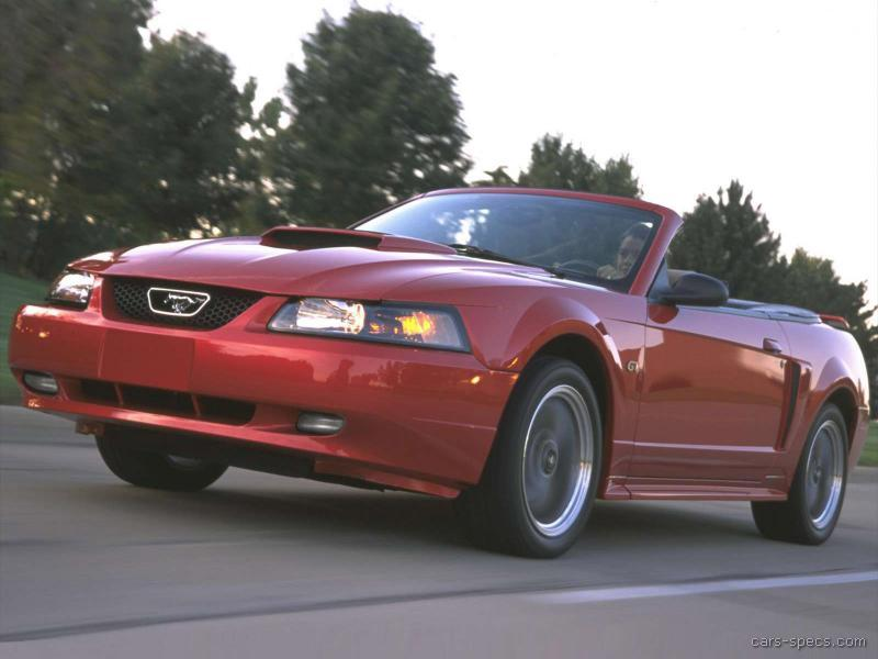 2001 ford mustang convertible specifications pictures prices. Black Bedroom Furniture Sets. Home Design Ideas